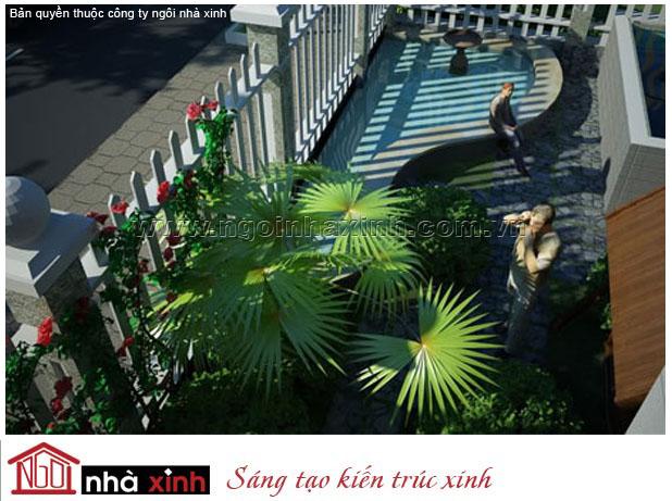 Biet Thu Vuon