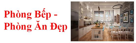 Phòng Bếp Phòng Ăn Đẹp