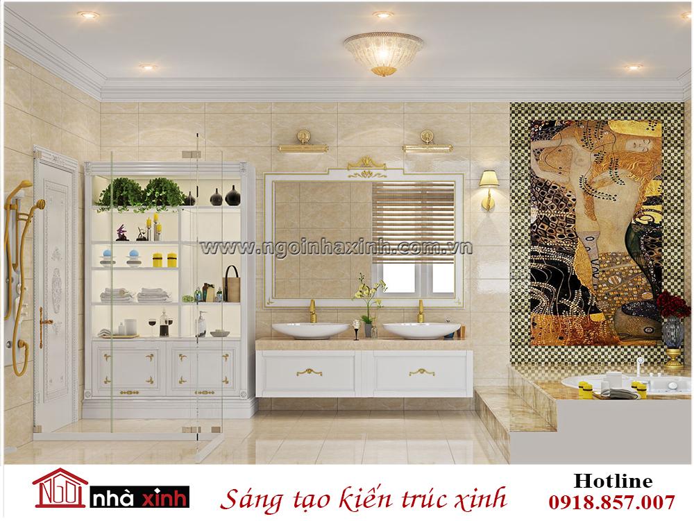 thiết kế nội thất đẹp, phong wc dep