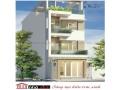 Mẫu nhà phố đẹp với nội thất tiện nghi