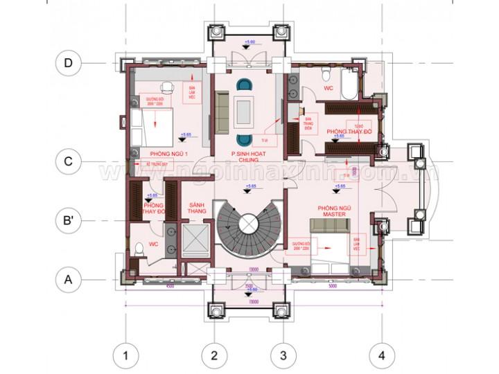 Mặt bằng kiến trúc