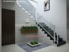 Tiểu cảnh gầm cầu thang