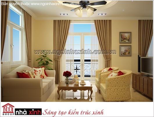 nội thất đẹp, noi that nha dep, thiet ke noi that dep, nhà xinh, thiết kế nhà xinh, ngôi nhà xinh
