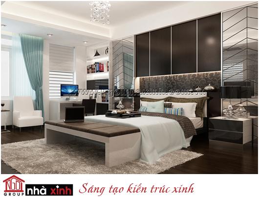 phòng ngủ đẹp, phong ngu dep, mẫu phòng ngủ hiện đại, mau phong ngu hien dai