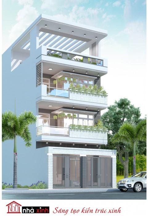 nhà phố đẹp, mẫu nhà phố đẹp, nhà phố đẹp 3 tầng, mặt tiền nhà phố đẹp, thiết kế nhà phố đẹp, nhà phố đẹp hiện đại