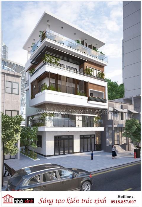 nhà phố đẹp, thiết kế nhà phố đẹp, nhà phố đẹp hiện đại, nhà phố 3 tầng hiện đại, thiết kế nhà xinh, nhà xinh