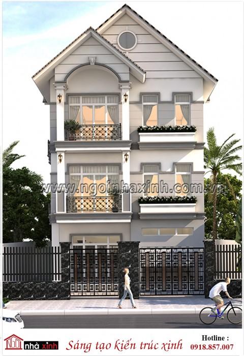 nhà phố đẹp, thiết kế nội thất đẹp, nhà xinh