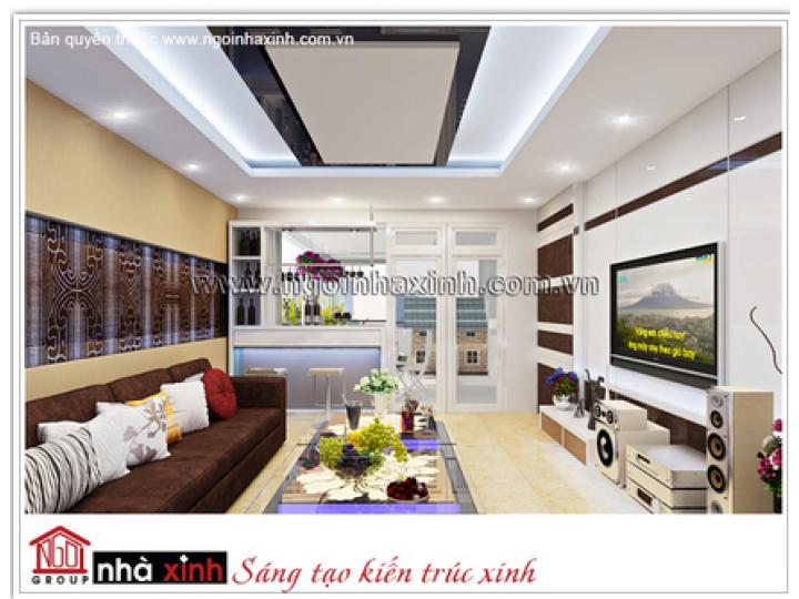 10 Mẫu thiết kế nội thất phòng Karaoke