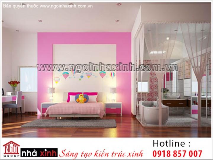 20 Mẫu Phòng Ngủ Đẹp Dành Cho Bé Yêu