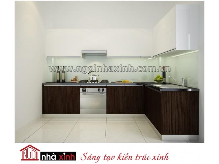 Mẫu kệ bếp đẹp hiện đại nhà anh Trần NNX-TBHĐ009