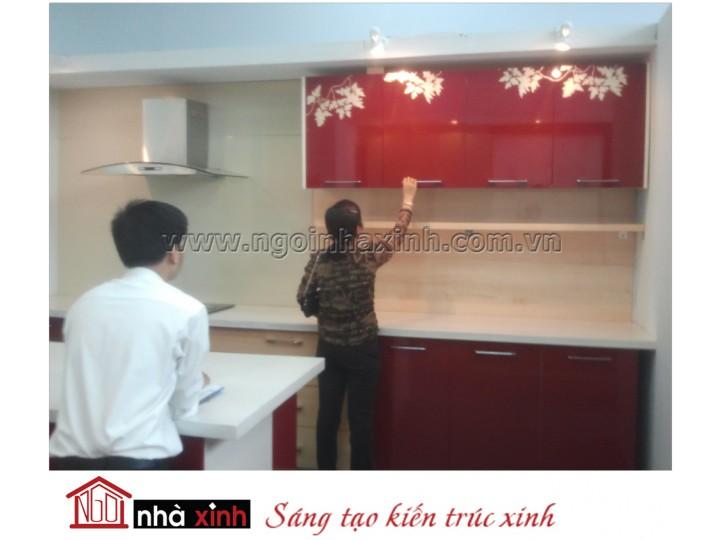 Mẫu kệ bếp đẹp hiện đại NNX-TBHĐ003