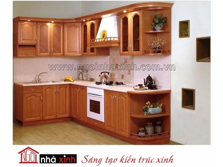 Mẫu kệ bếp đẹp NNX-TBGC004