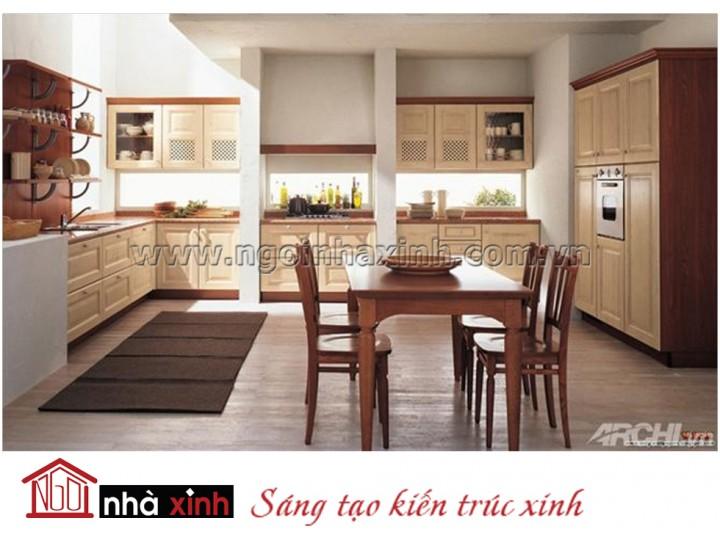 Mẫu kệ bếp đẹp NNX-TBGC005