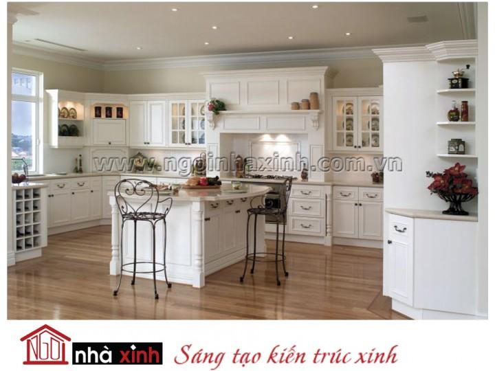 Mẫu kệ bếp đẹp NNX-TBGC010