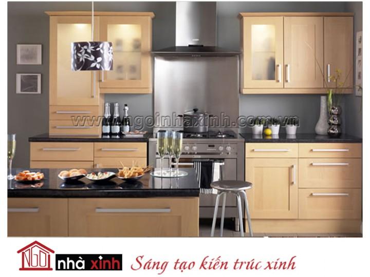 Mẫu kệ bếp đẹp NNX-TBGC012