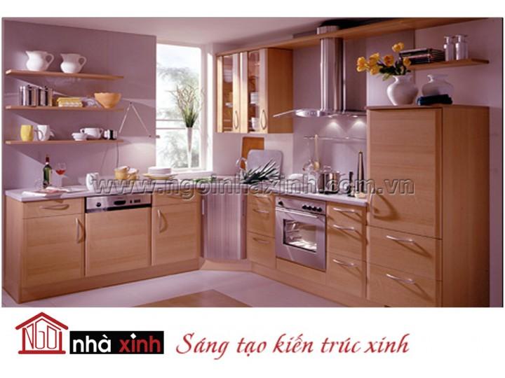 Mẫu kệ bếp đẹp NNX-TBGC015