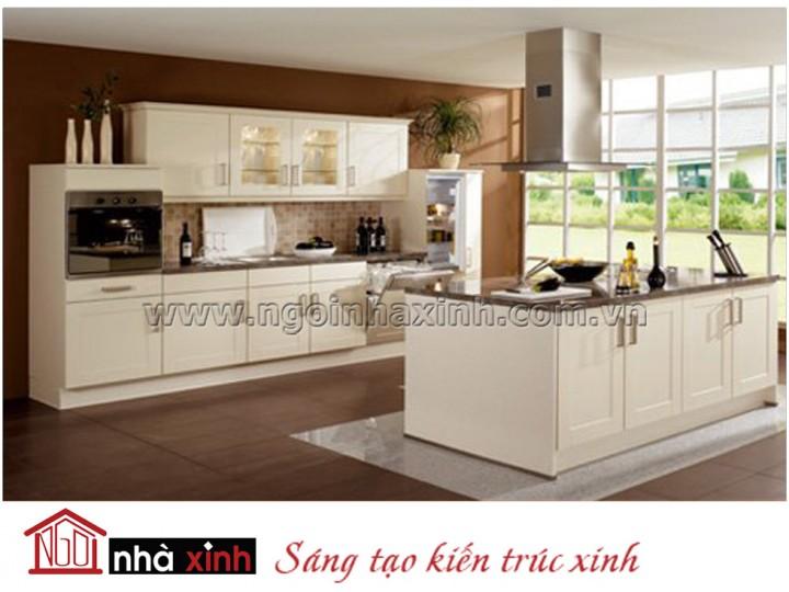 Mẫu kệ bếp đẹp NNX-TBGC017