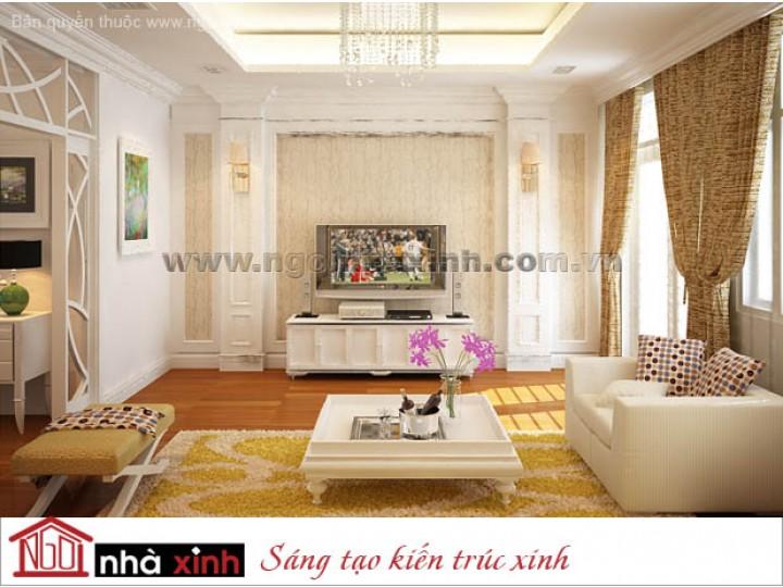 Mẫu Nhà Đẹp | Nội Thất Phòng Khách Đẹp | Hiện Đại | CĐT Peter Lưu - Bình Chánh