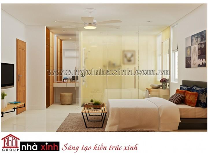 Mẫu Nhà Đẹp | Nội Thất Phòng Ngủ Đẹp Phong Cách Hiện Đại | Chị Ngọc Phú - Quận 2