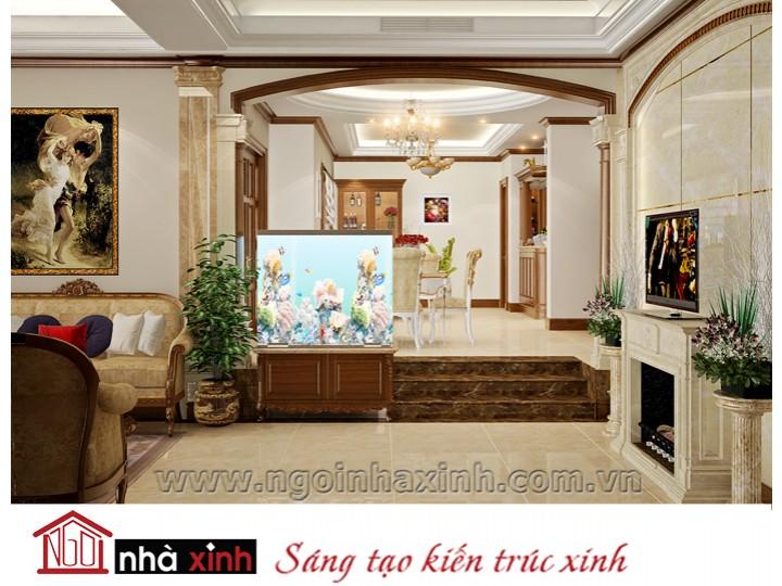 Mẫu nội thất cao cấp NNX-PKCC015
