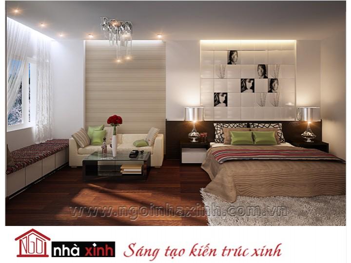 Mẫu nội thất cao cấp phòng ngủ đẹp NNX-PNCC001