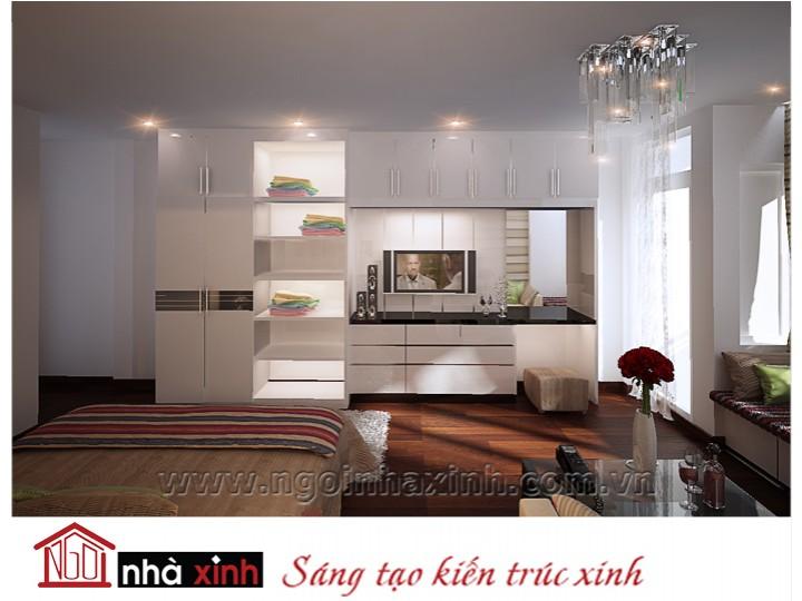 Mẫu nội thất cao cấp phòng ngủ đẹp NNX-PNCC003