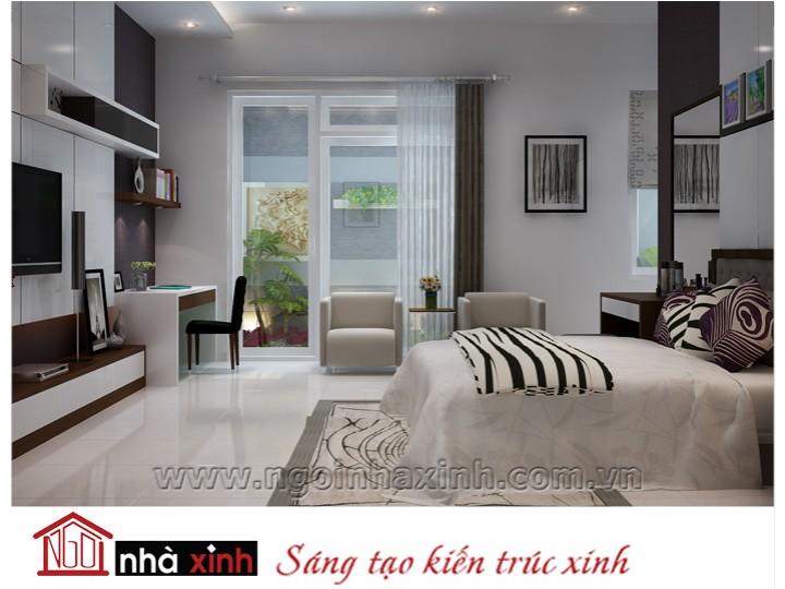 Mẫu nội thất cao cấp phòng ngủ đẹp NNX-PNCC010