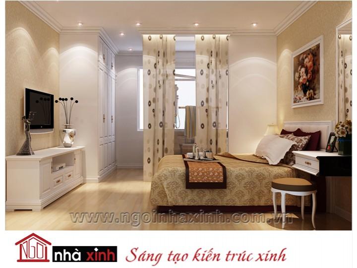 Mẫu nội thất cao cấp phòng ngủ đẹp NNX-PNCC013