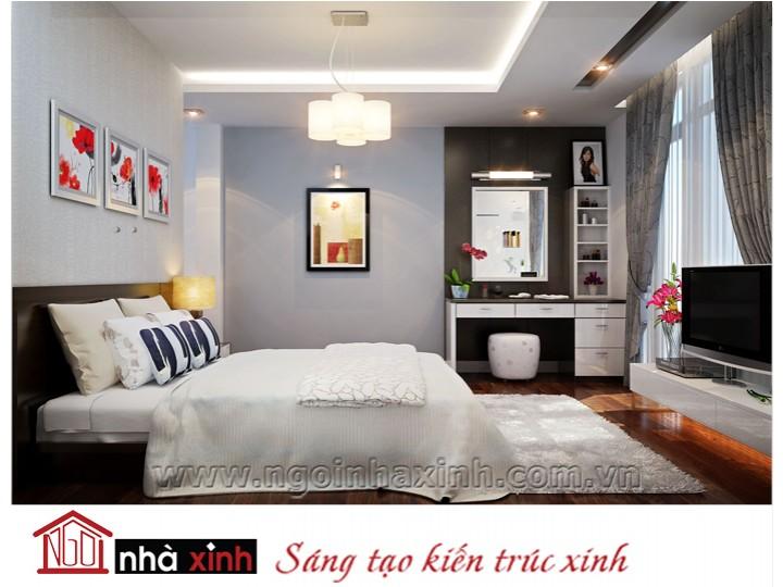 Mẫu nội thất cao cấp phòng ngủ đẹp NNX-PNCC014