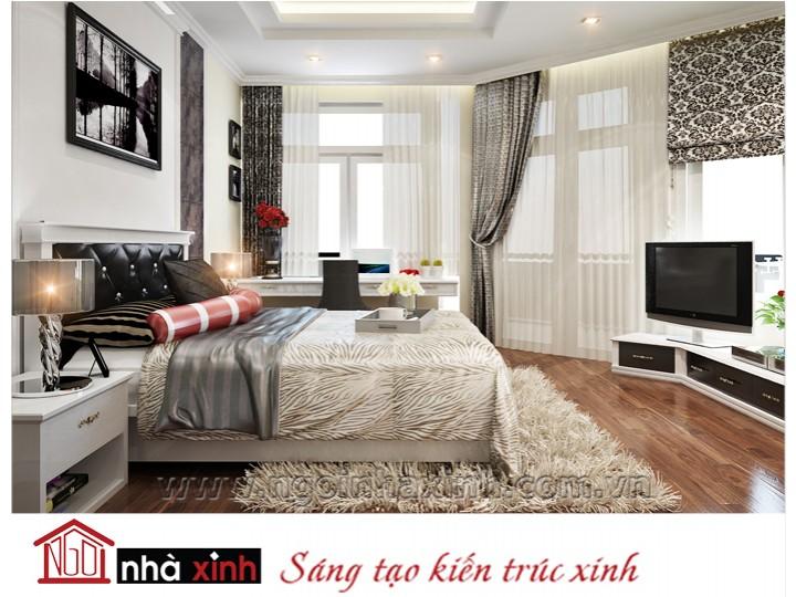 Mẫu nội thất cao cấp phòng ngủ đẹp NNX-PNCC016
