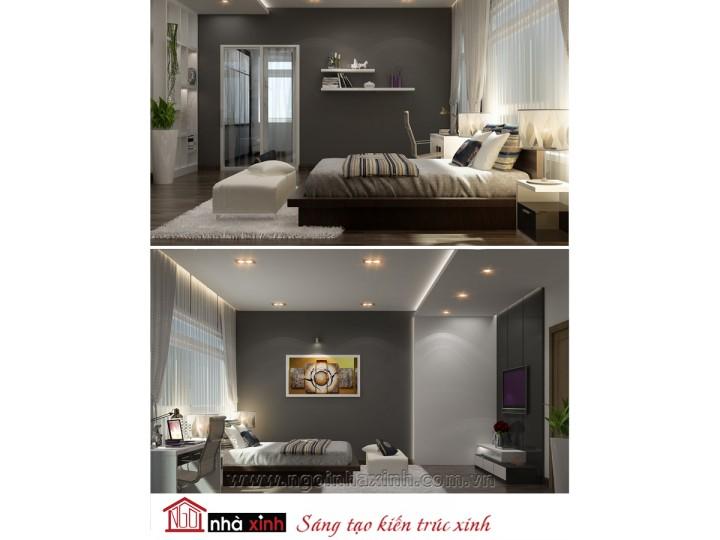 Mẫu nội thất cao cấp phòng ngủ đẹp NNX-PNCC018