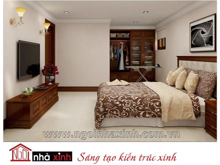 Mẫu nội thất cao cấp phòng ngủ đẹp NNX-PNCC020