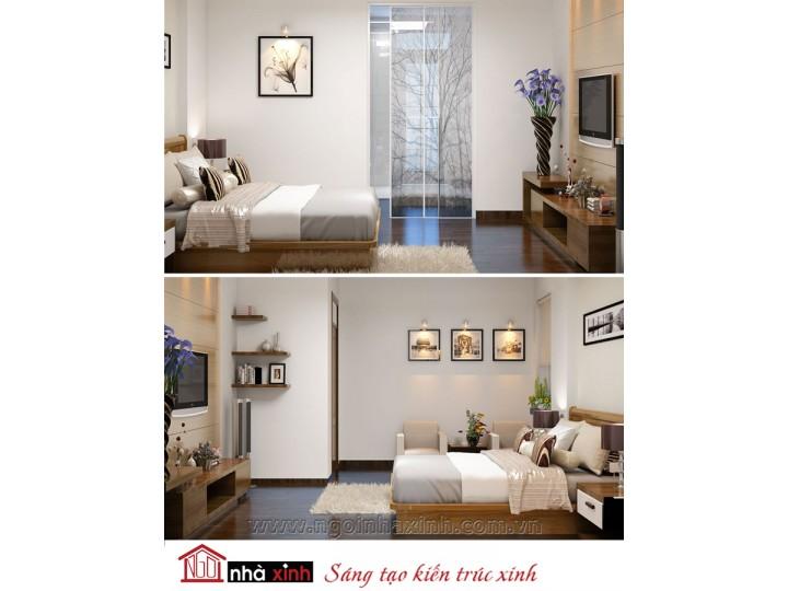 Mẫu nội thất cao cấp phòng ngủ đẹp NNX-PNCC026