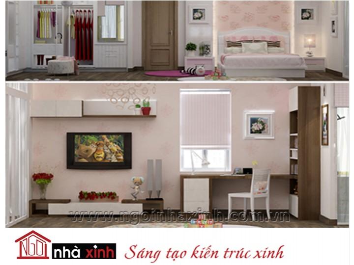 Mẫu nội thất cao cấp phòng ngủ đẹp NNX-PNCC029