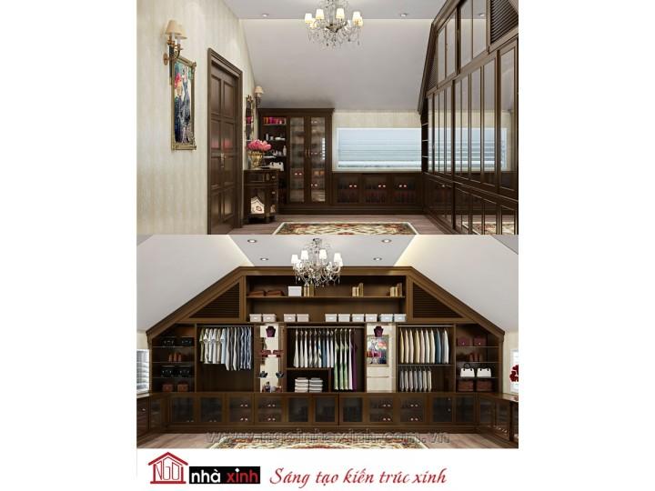 Mẫu nội thất cao cấp phòng ngủ đẹp NNX-PNCC034