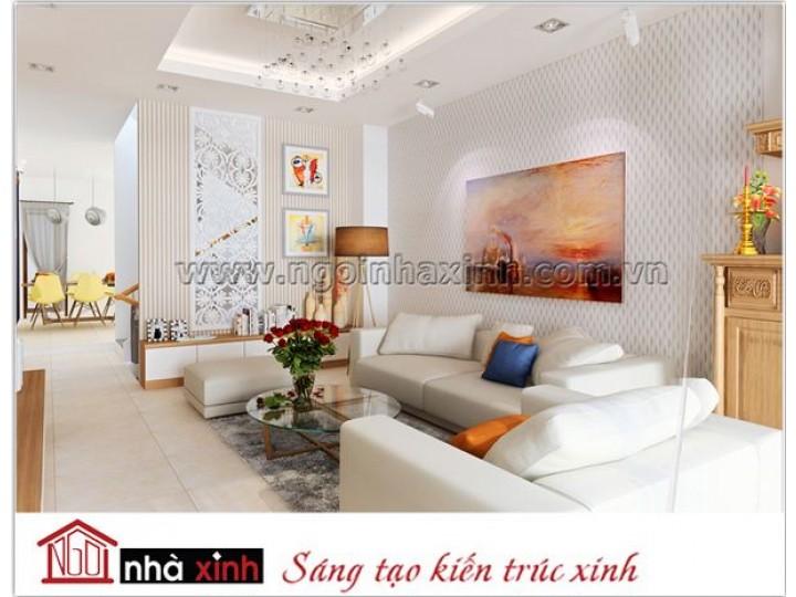 Mẫu nội thất đẹp | Hiện đại | chị Như | NT-NNX0616
