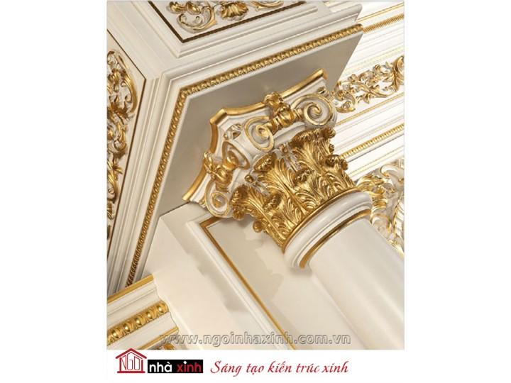 Mẫu nội thất mạ vàng NNX-NTMV-009