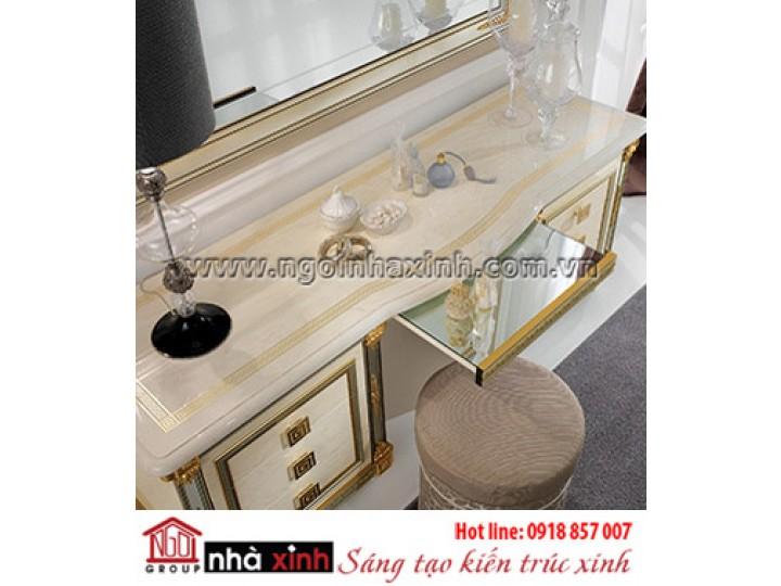 Mẫu nội thất mạ vàng NNX-PKMV129