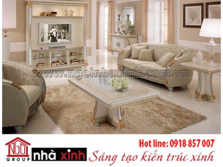 Mẫu nội thất mạ vàng NNX-PKMV133