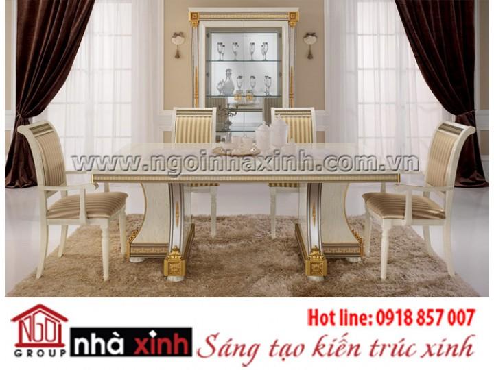 Mẫu nội thất mạ vàng NNX-PKMV142