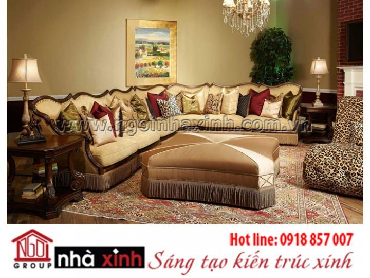 Mẫu nội thất mạ vàng NNX-PKMV15
