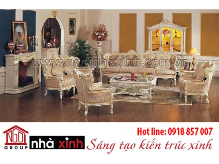 Mẫu nội thất mạ vàng NNX-PKMV57