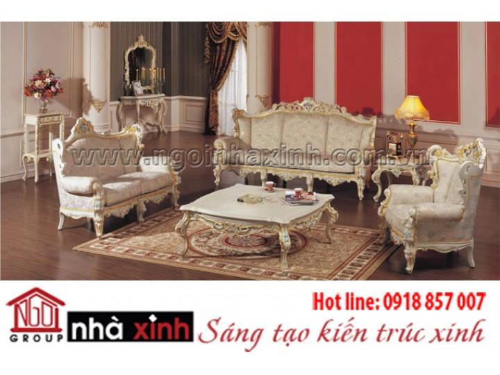 Mẫu nội thất mạ vàng NNX-PKMV60