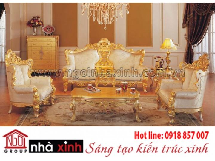Mẫu nội thất mạ vàng NNX-PKMV62