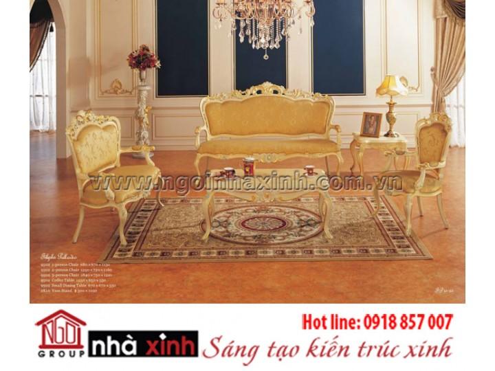 Mẫu nội thất mạ vàng NNX-PKMV63