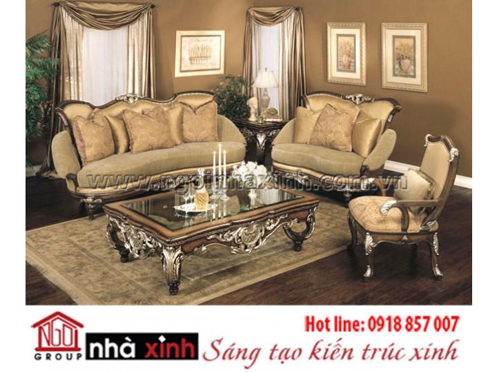 Mẫu nội thất mạ vàng NNX-PKMV83