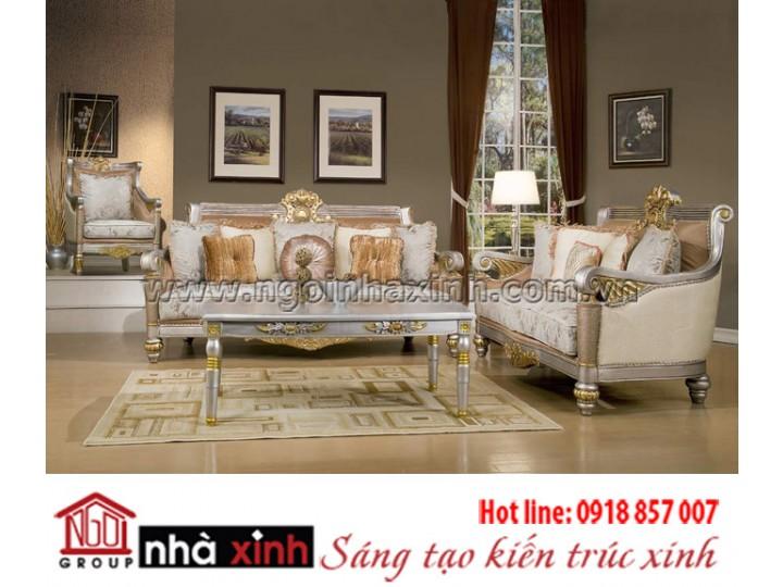 Mẫu nội thất mạ vàng NNX-PKMV89