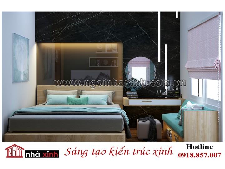 Mẫu Phòng Ngủ Đẹp Nhà Cô Hòa Ở Tân Bình | Nhà Xinh