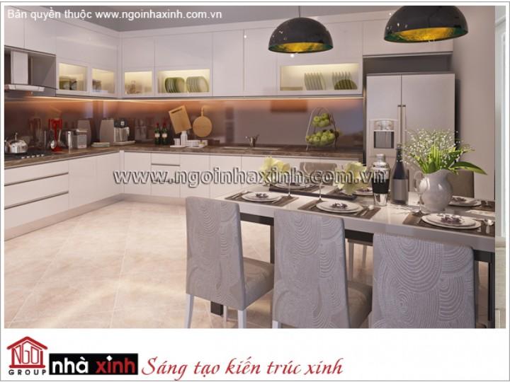 Nội Thất Phòng Bếp & Phòng Ăn Đẹp| Hiện Đại | Quận 1 | NPNNX185