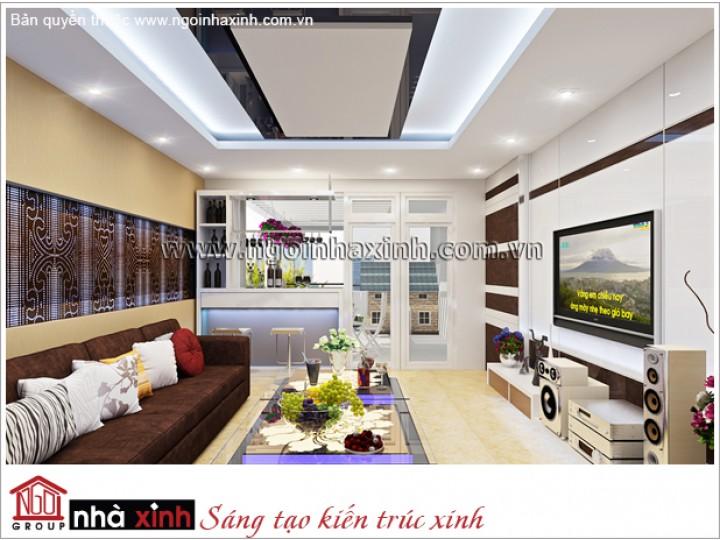 Phòng Sinh Hoạt Chung Đẹp | Hiện Đại | Mái Bằng | 6 Tầng | 4M Mặt Tiền - Quận 1 | NPNNX185